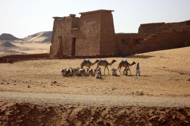 Нубийская архитектура