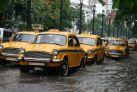 Сезон дождей в Калькутте