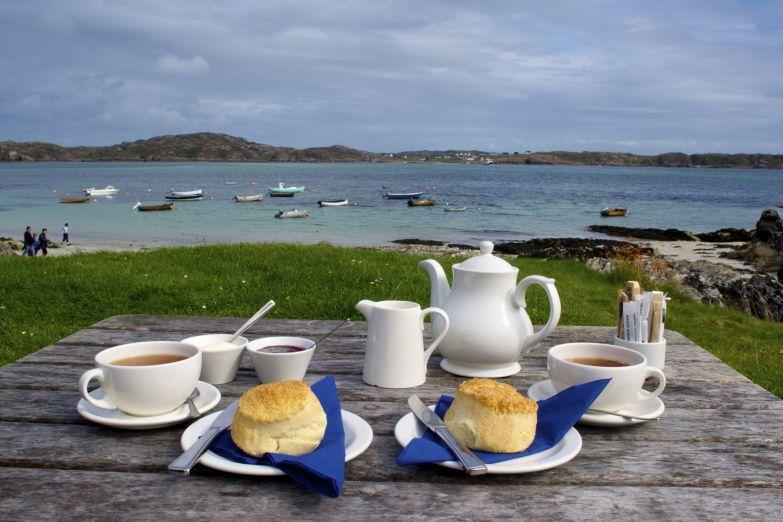 Чаепитие по-шотландски