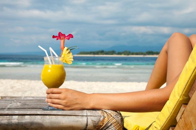 Идеальный пляжный отдых