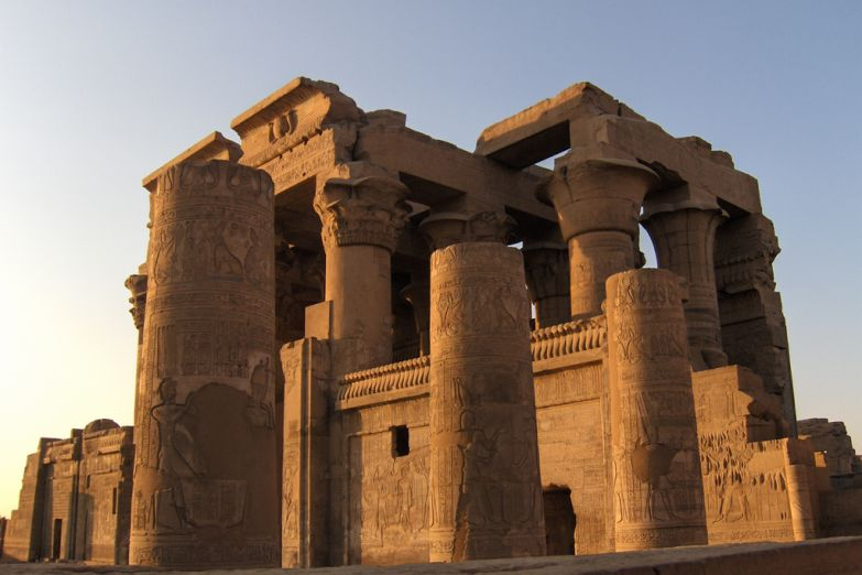 Храм в Ком-Омбо