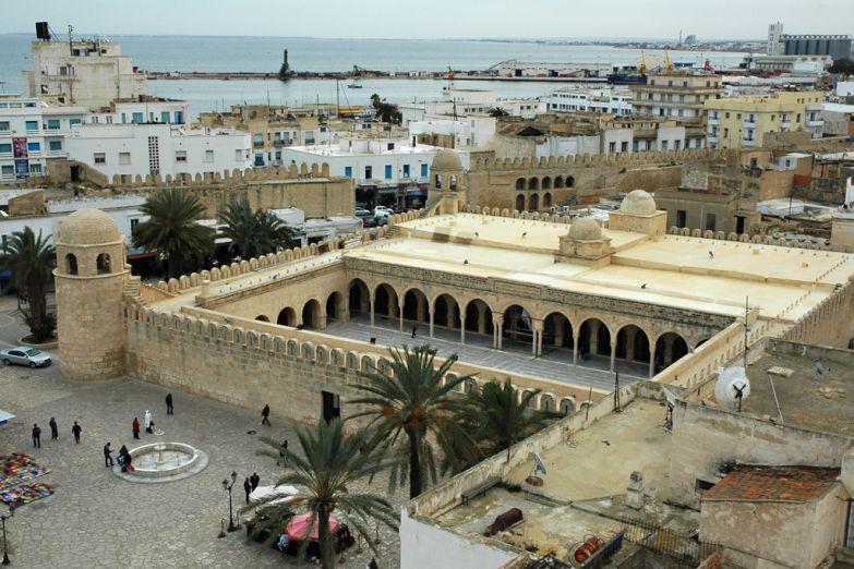 Мечеть и порт Сусса