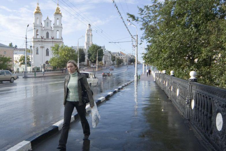 Улицы после дождя