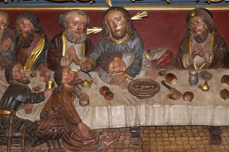 Деталь интерьера Кафедрального собора