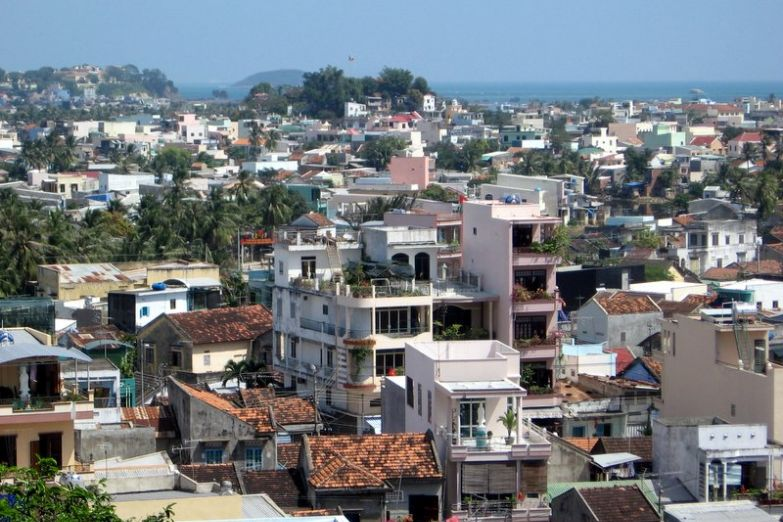 Панорама города Нячанг