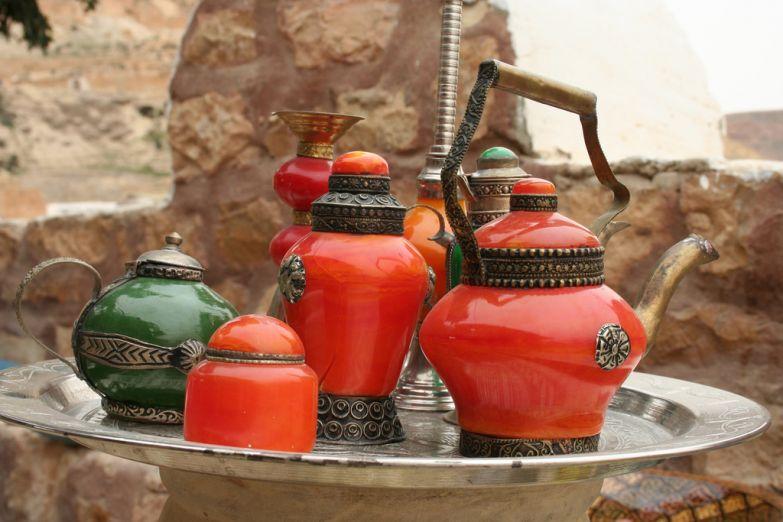 Берберская керамика