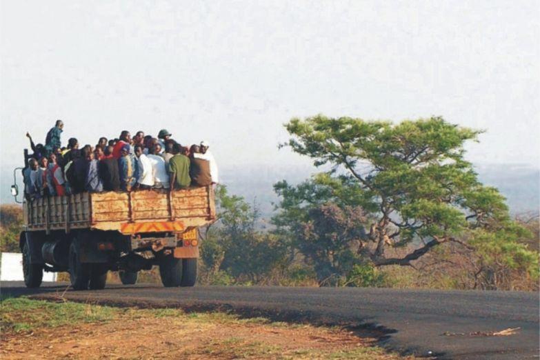 Дороги Замбии