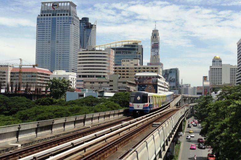 Наземное метро Бангкока