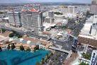 Вид на Лас-Вегас