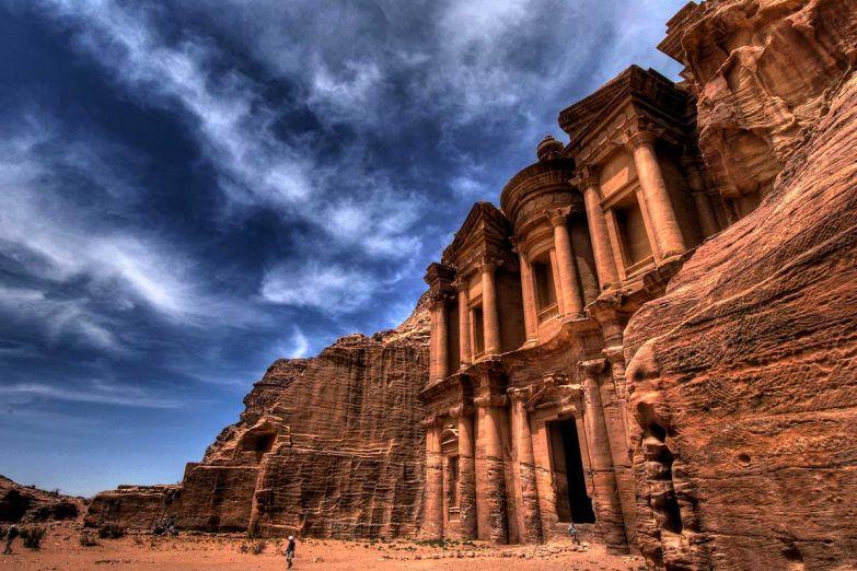 Перта в Иордании