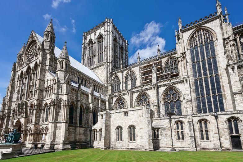 Кафедральный собор Йорка