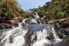 Водопад Baker's Fall в Нувара Элии