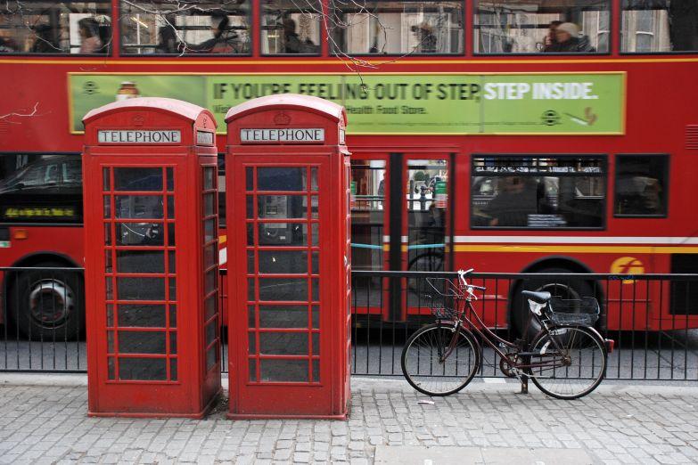 2 неофициальных символа Лондона