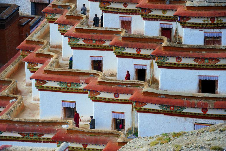 Архитектура Тибета