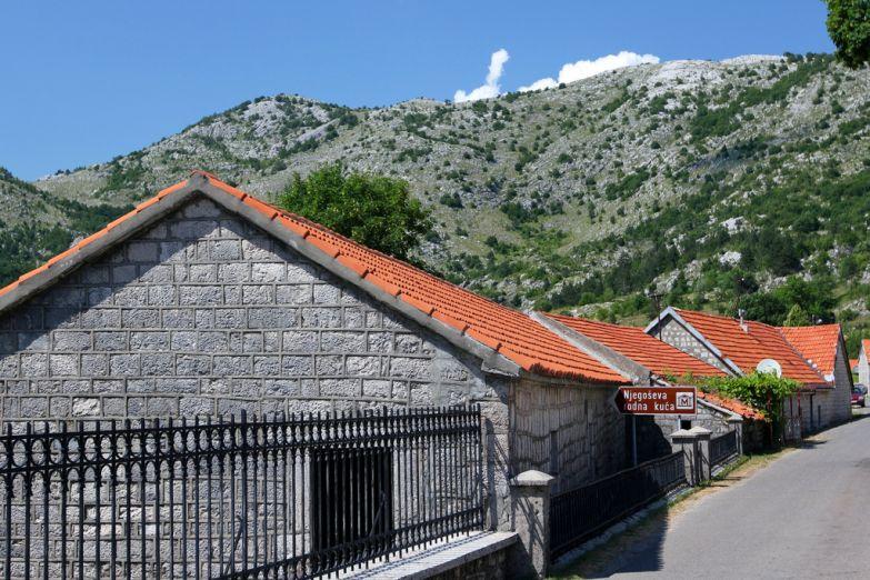 Деревня Негуши