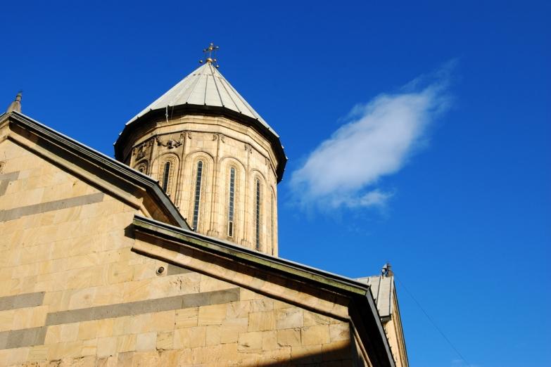 Церковь Сиони