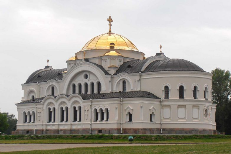 Храм в Бресте