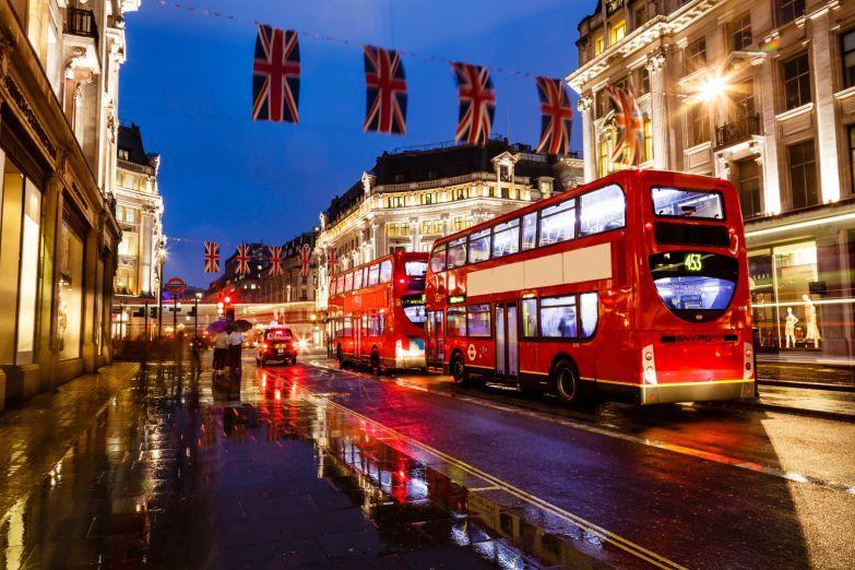 Лондонский даблдекер