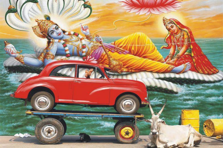 Краски индийской жизни