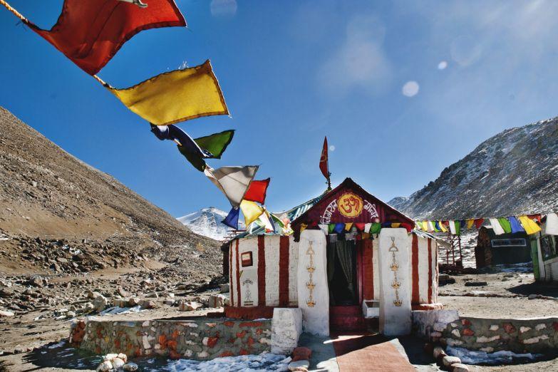 Тибетский анклав в Ладакхе