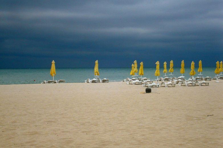 Непогода в Албене