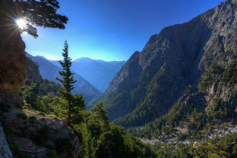 Критские горы