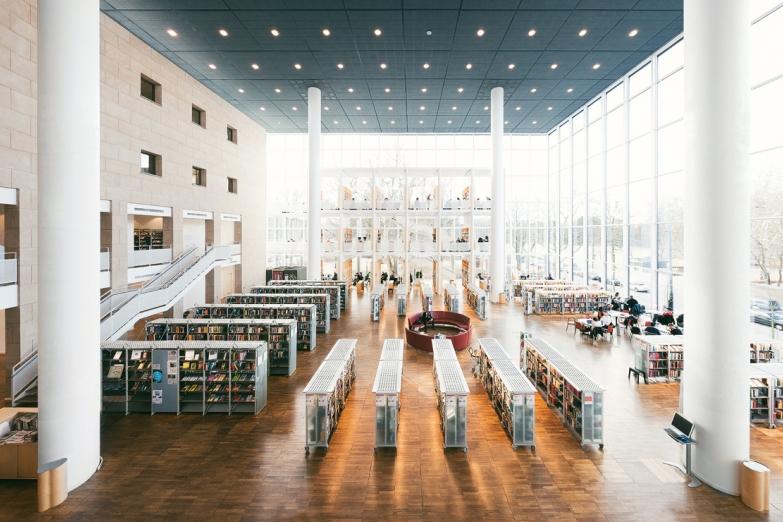 Библиотека в Мальме