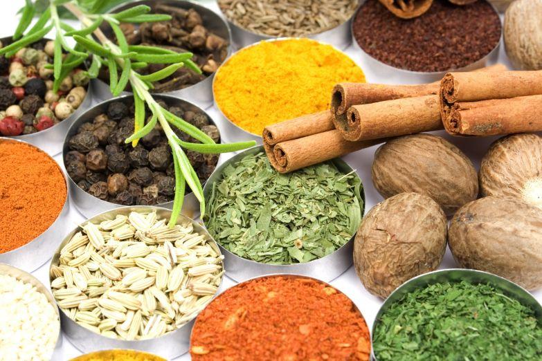 Индийские специи - популярный сувенир из Индии