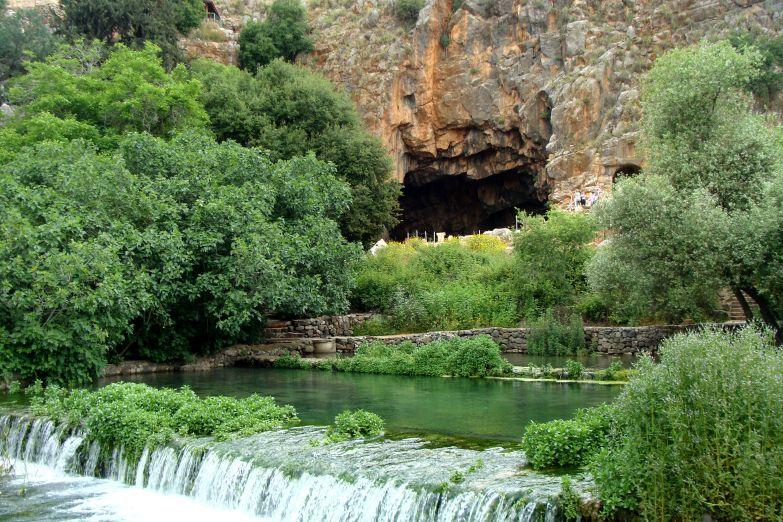 Исток реки Иордан