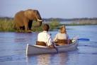 Сафари в Замбии