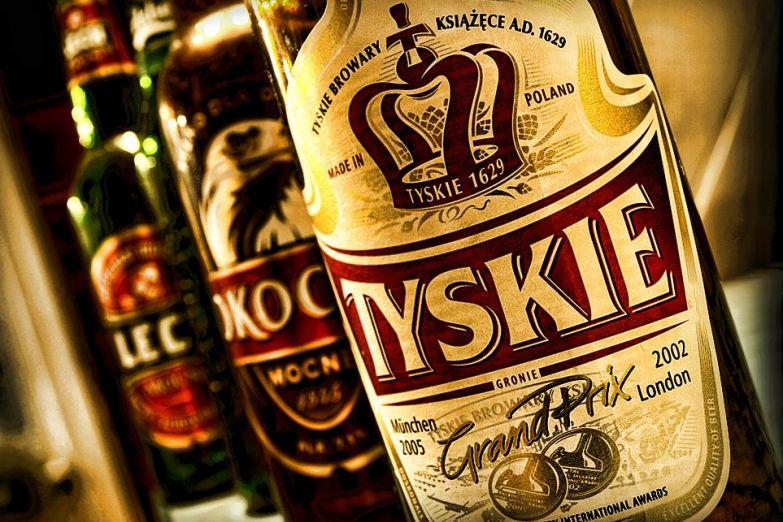 Польское пиво