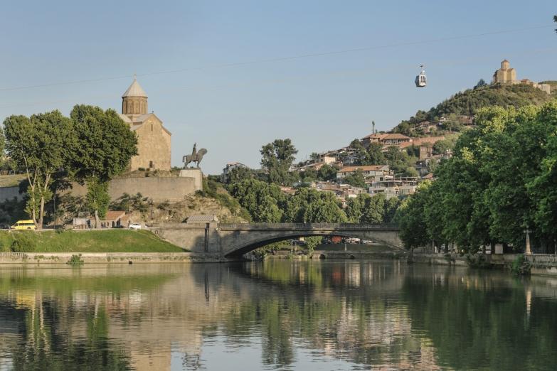 Природа Тбилиси