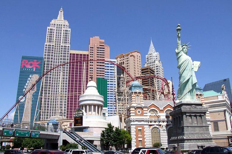 Отель New York-New York
