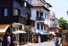 Старый город в Несебре