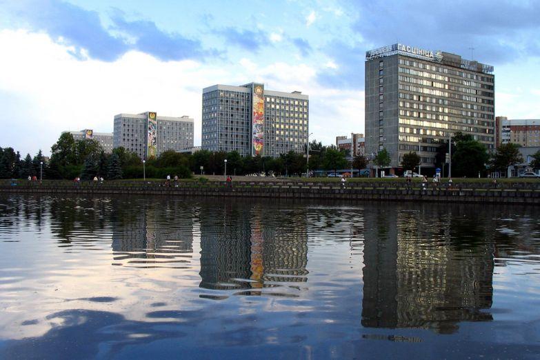 Современный Минск