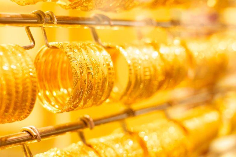 Браслеты на золотом рынке