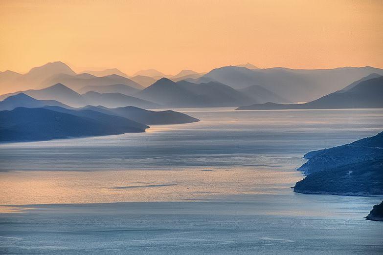 Гора Срд у Дубровника