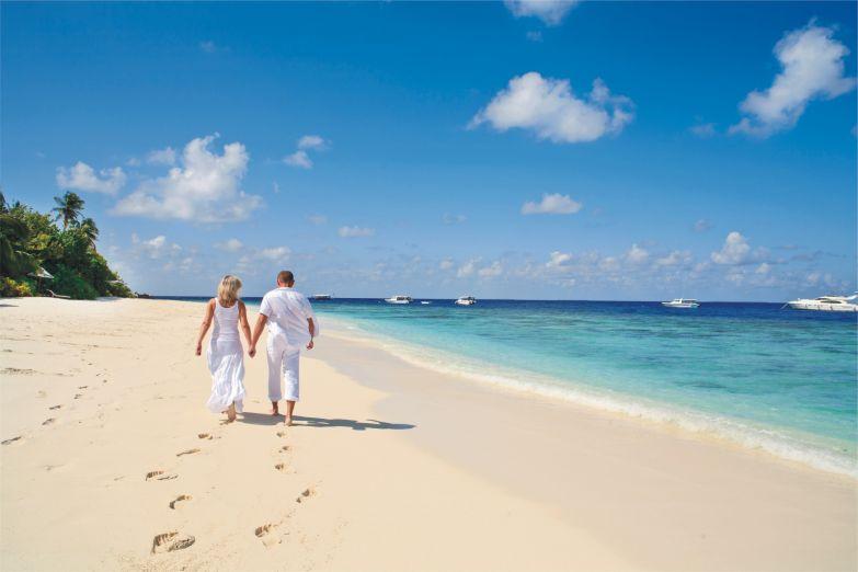 Райский уголок для влюбленных