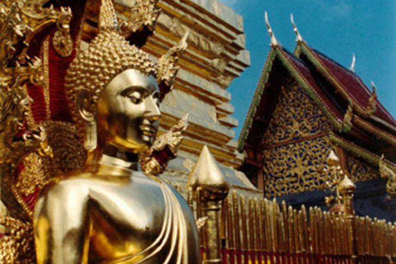 Храм Ват Прахат Дои Сутхеп