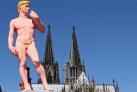 Статуя Розовы Давид