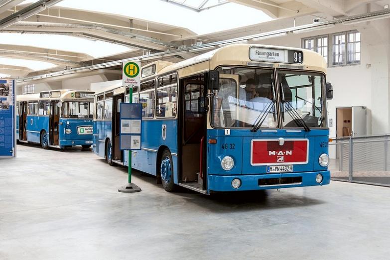 Музей городского транспорта MVG