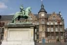 Памятник курфюрсту Пфальца Иоганну-Вильгельму
