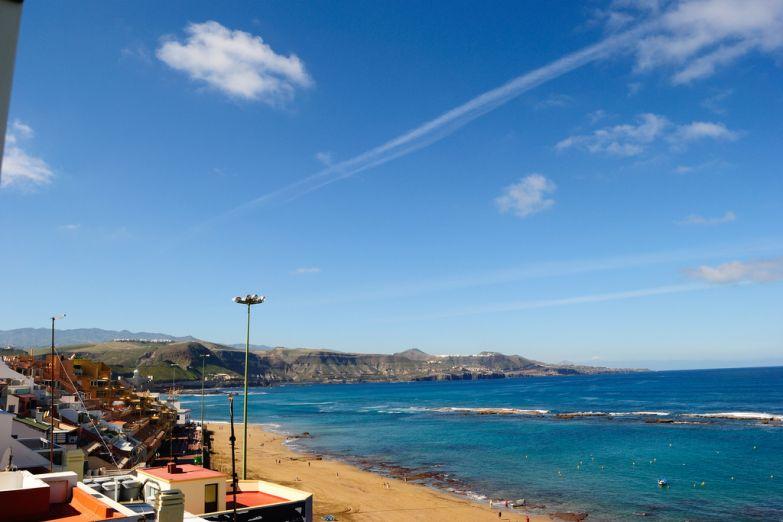 Столица острова Лас Пальмас де Гран Канария
