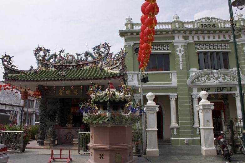Храм на Хайнане