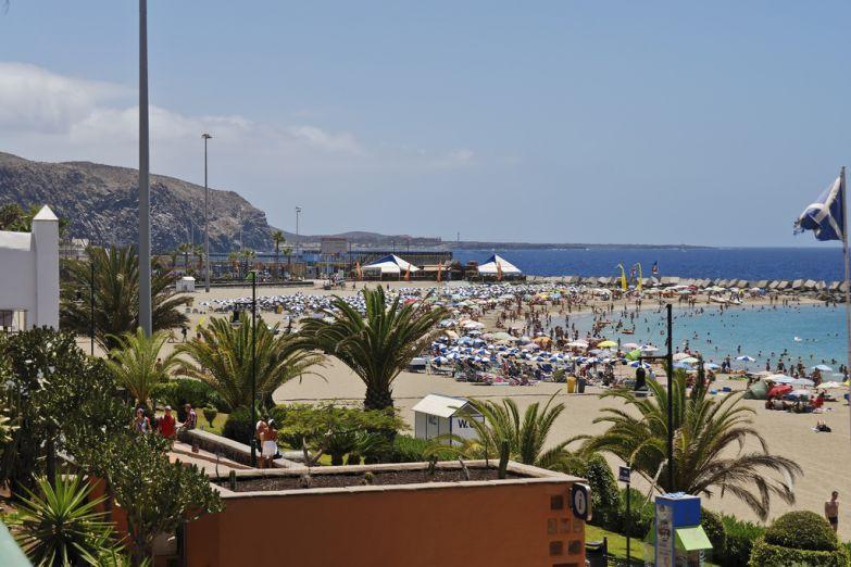 Пляж Ла Вистас