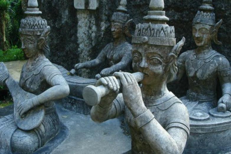 Парк скульптур Волшебный сад Будды