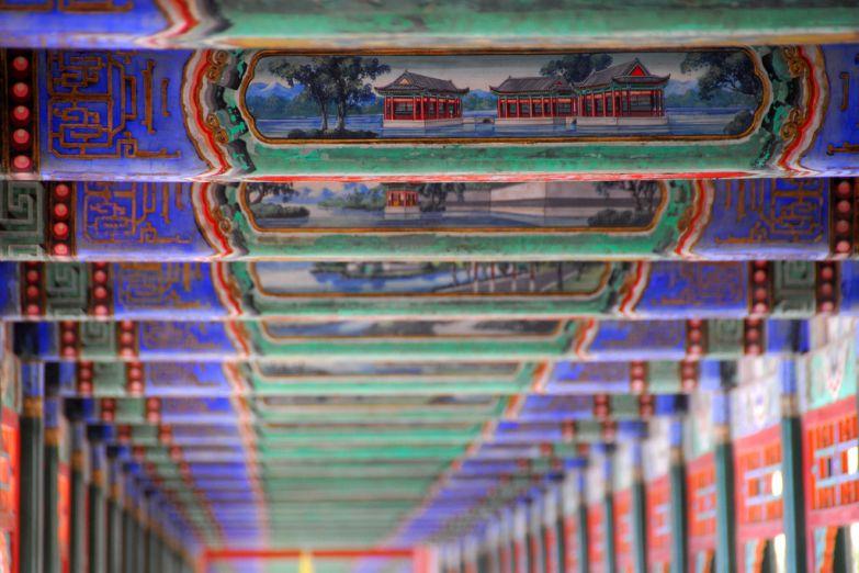 Живопись на стенах храма