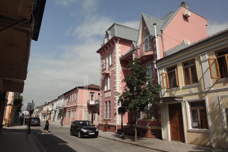 Городские улочки Батуми