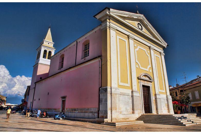 Церковь на площади Свободы