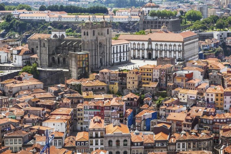 Панорама Порту